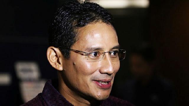 Sandiaga Uno Gandeng Pengusaha bakal Jalankan Program Milik Prabowo 'Revolusi Putih'