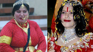 radhe maa and dolly bindra
