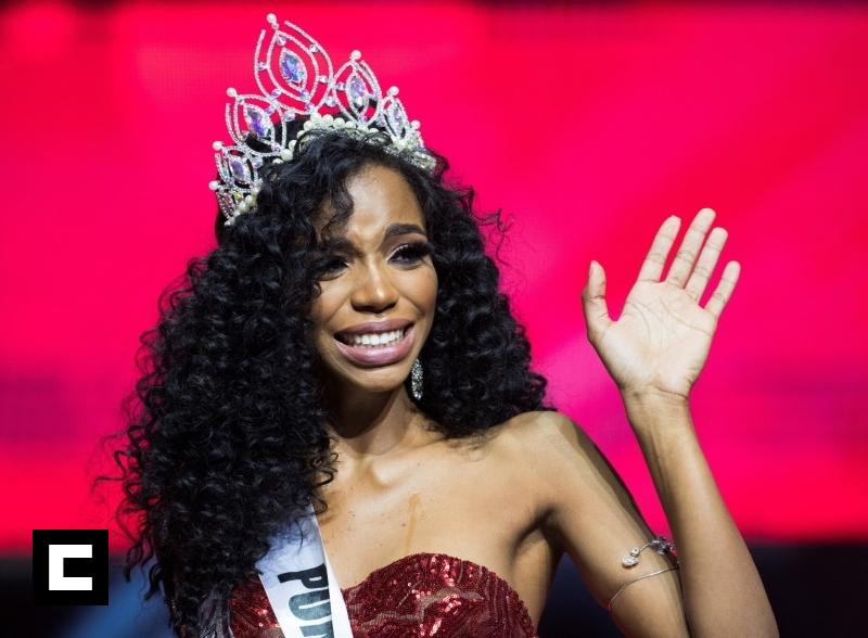 Miss República Dominicana Universo, Clauvid Cabrera Dály