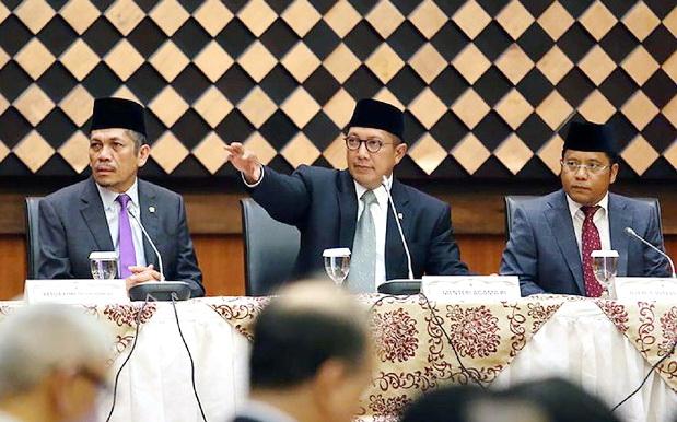Hasil Sidang Isbat Ramadhan 2017, Kemenag Tetapkan 1 Ramadhan Jatuh Pada Sabtu