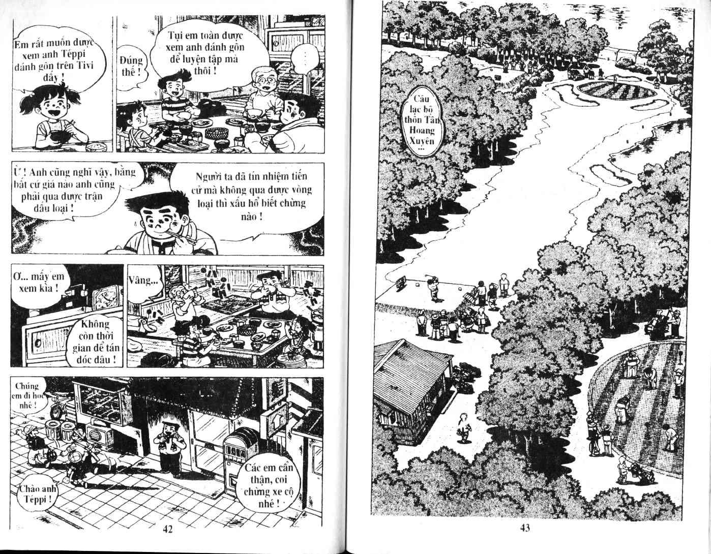Ashita Tenki ni Naare chapter 35 trang 20