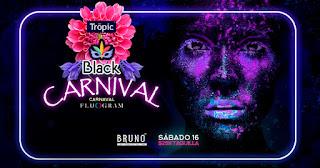 Fiesta BLACK CARNIVAL Bogotá