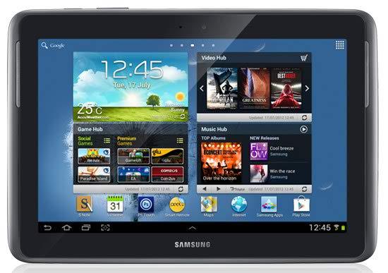 Firmware Samsung Galaxy Gt N8000