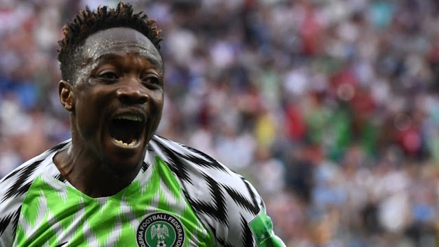 Ahmed Musa Speaks On His Expectation In South Africa
