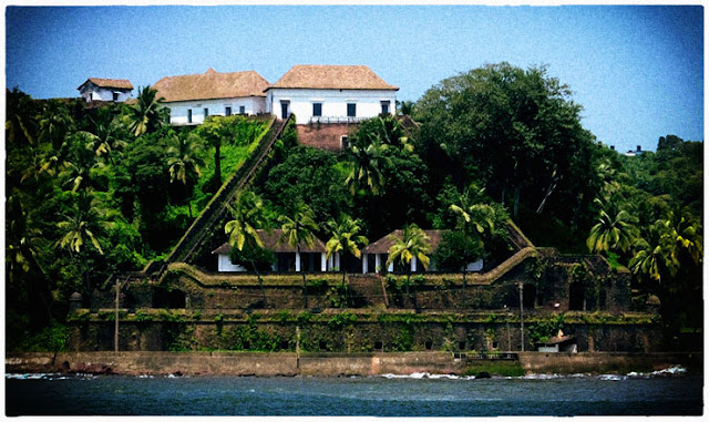 Goa Five Famous Places - Paradise of Goa Tourism
