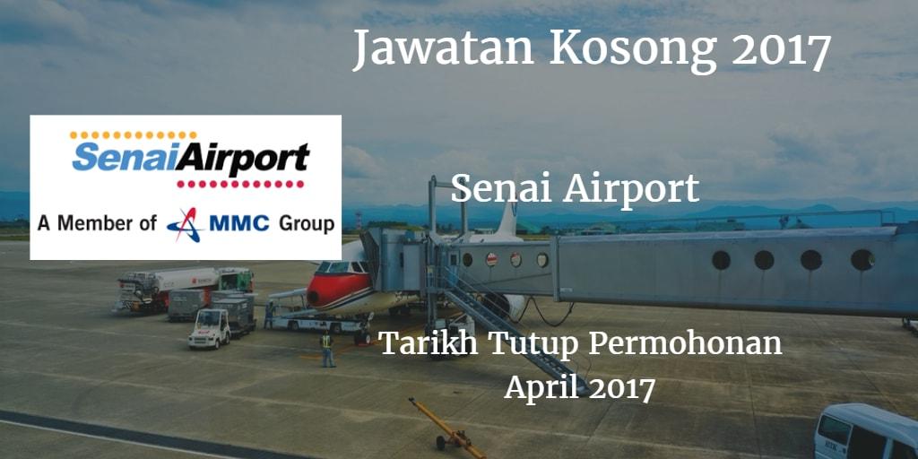 Jawatan Kosong Senai Airport April 2017