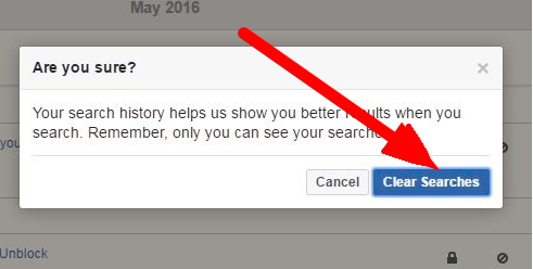 Facebook Search History Delete From Computer - Jason-Queally