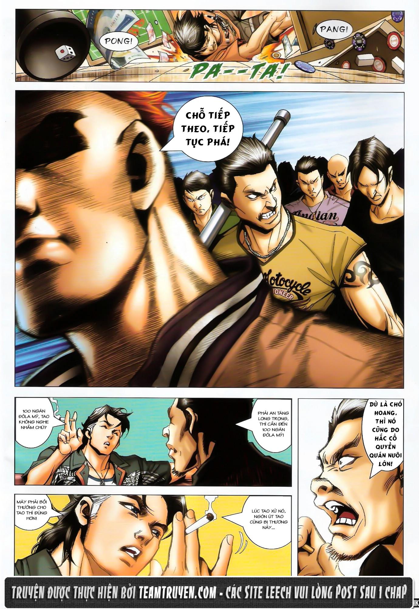 Người Trong Giang Hồ NetTruyen chap 1424 - Trang 23