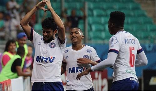 Bahia visita o Paraná pela Série B nesta tarde