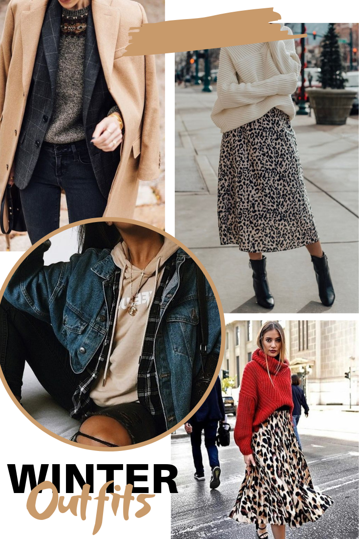Winter Outfits: Layers