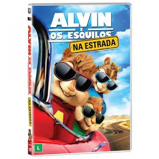 Filme Alvin e os Esquilos na Estrada