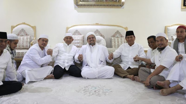 Instagram Hapus 3 Postingan Amien Rais soal Bertemu HRS dan Prabowo