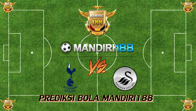 AGEN BOLA - Prediksi Tottenham Hotspur vs Swansea City 16 September 2017