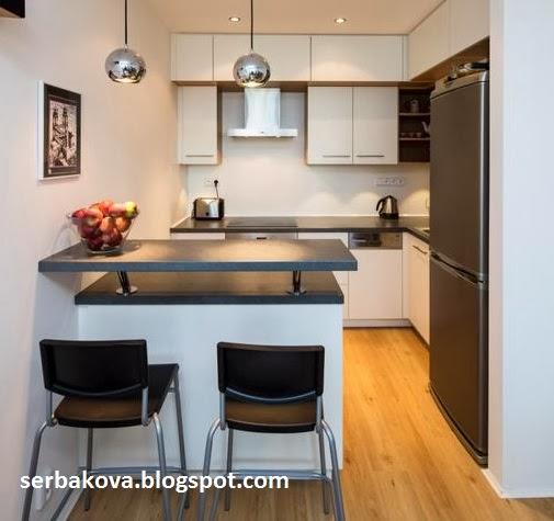 Как сделать в кухне еще и спальное место 526