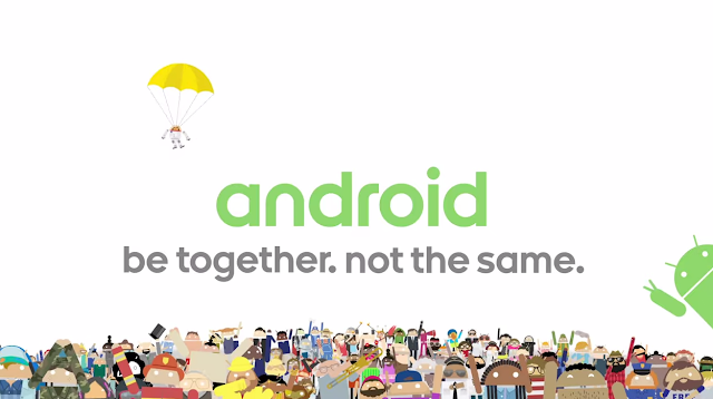 "Google Released New Android Ad ""Be together. Not the same"" : It's Very Beautiful and Simple : Must Watch"