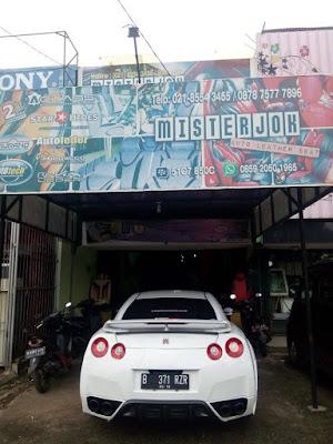 Sarung Jok Mobil Jakarta Timur