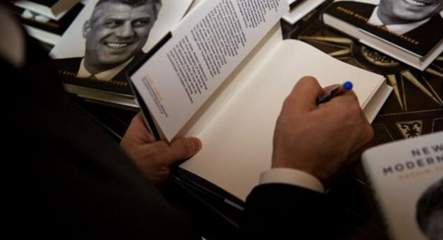 DioGuardi: Thaci paid Bob Dole € 2.3 million just to write the preface of his book