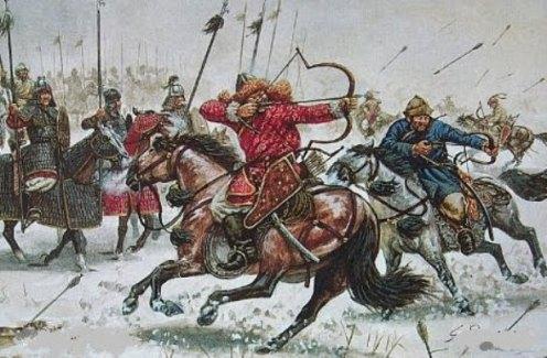 Laskar Mongol