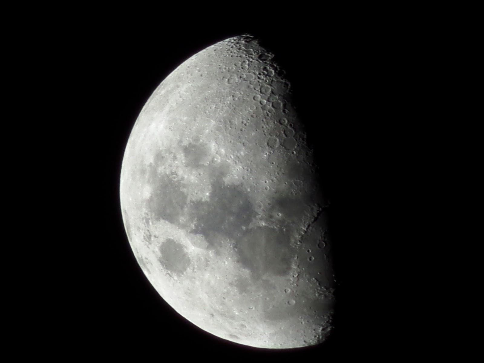 Lunas y Luces : Luna 16 De Marzo 2016 Cuarto Creciente ...