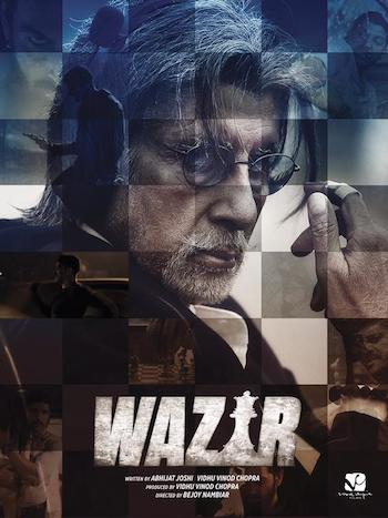 Wazir 2016 Hindi Bluray Download