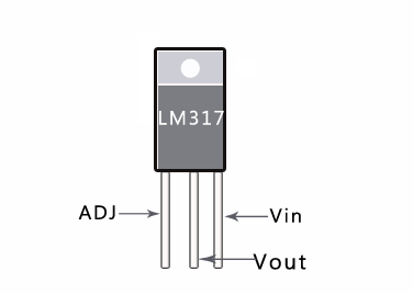 LM317 BASED BATTERY CHARGER WITH OVERCHARGE PROTECTION