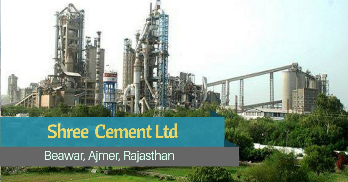Shree Cement Limited : Top cement companies in rajasthan dial me now