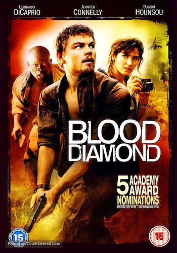 Blood Diamond 2006 Dual Audio Hindi Full Movie Download