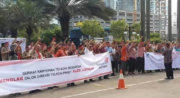 Tak Lagi Kritis, Manajemen Intervensi Serikat Karyawan Telkom?