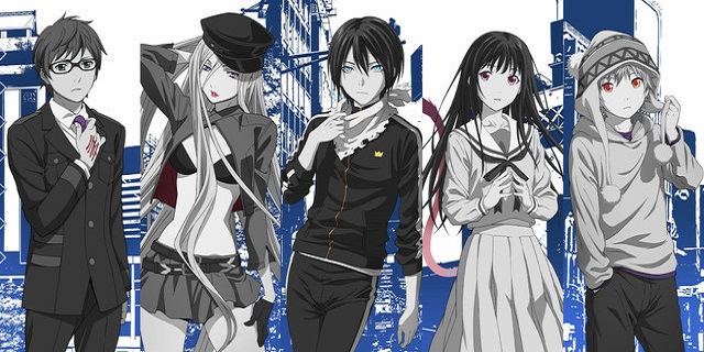 Download Anime Dragon Crisis Noragami Season 1 Bd Subtitle Indonesia