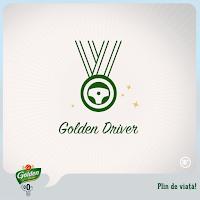 Castiga un bax de bere Golden Brau 0.0% alcool si un GPS