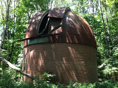 Abandoned Knightridge Space Observatory, Bloomington, Indiana
