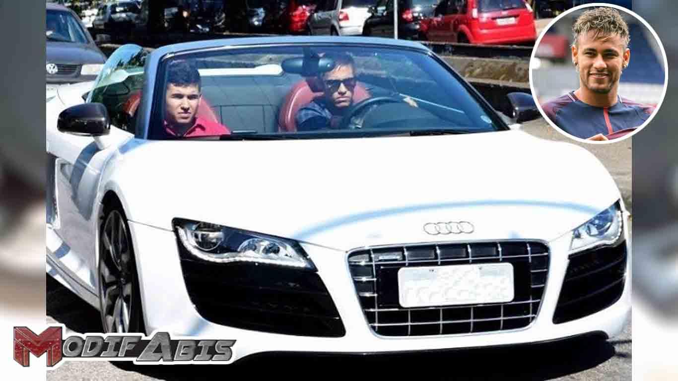 6 Daftar Mobil Sport Mahal Milik Neymar Modif Abis