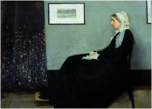 James McNeill Whistler, Whistler's Mother 1871