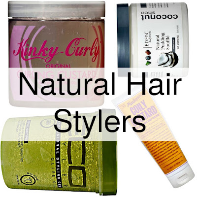 Here's a comprehensive list of all the natural hair products you need when you go natural.