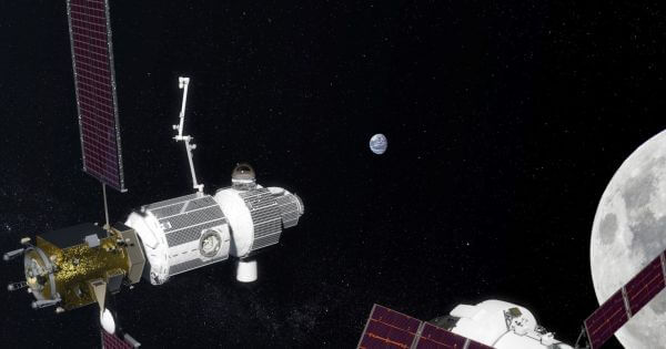 Russia Plans To Collaborate With NASA To Construct The First Space Station On The Moon