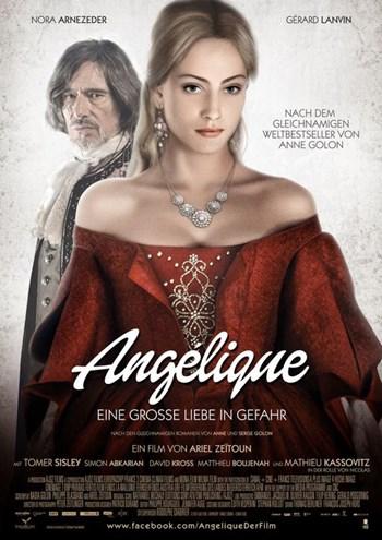 Angélique DVDRip Latino