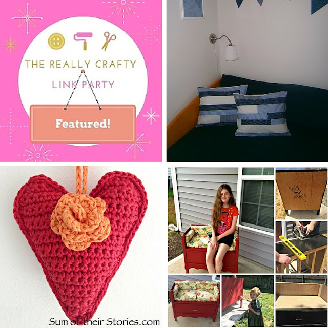 The Really Crafty #26 featured posts!