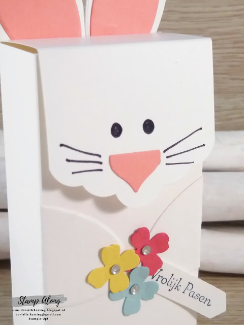 Stampin'Up! Easter Bunny
