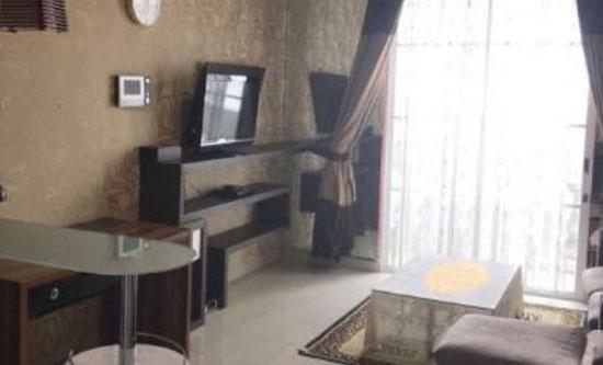 Apartemen yang nyaman bisa anda wujudkan.  Gambar dari UrbanIndo