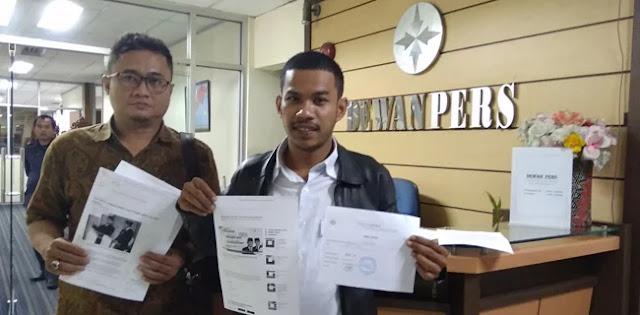 BPN Prabowo-Sandi Resmi Laporkan Dua Media Ke Dewan Pers