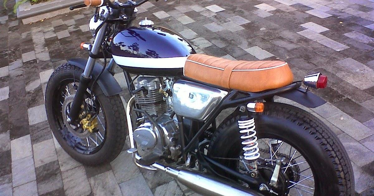 Ide Populer 34 Motor Cb Classic Modif