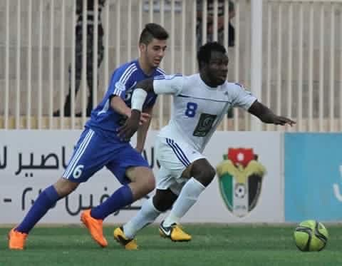 Efosa; the new golden boy at Rivers United