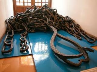 La cadena del Bósforo en el Askerî Müze