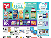 Walgreens Weekly Ad This Week Sep 9 - 15, 2018