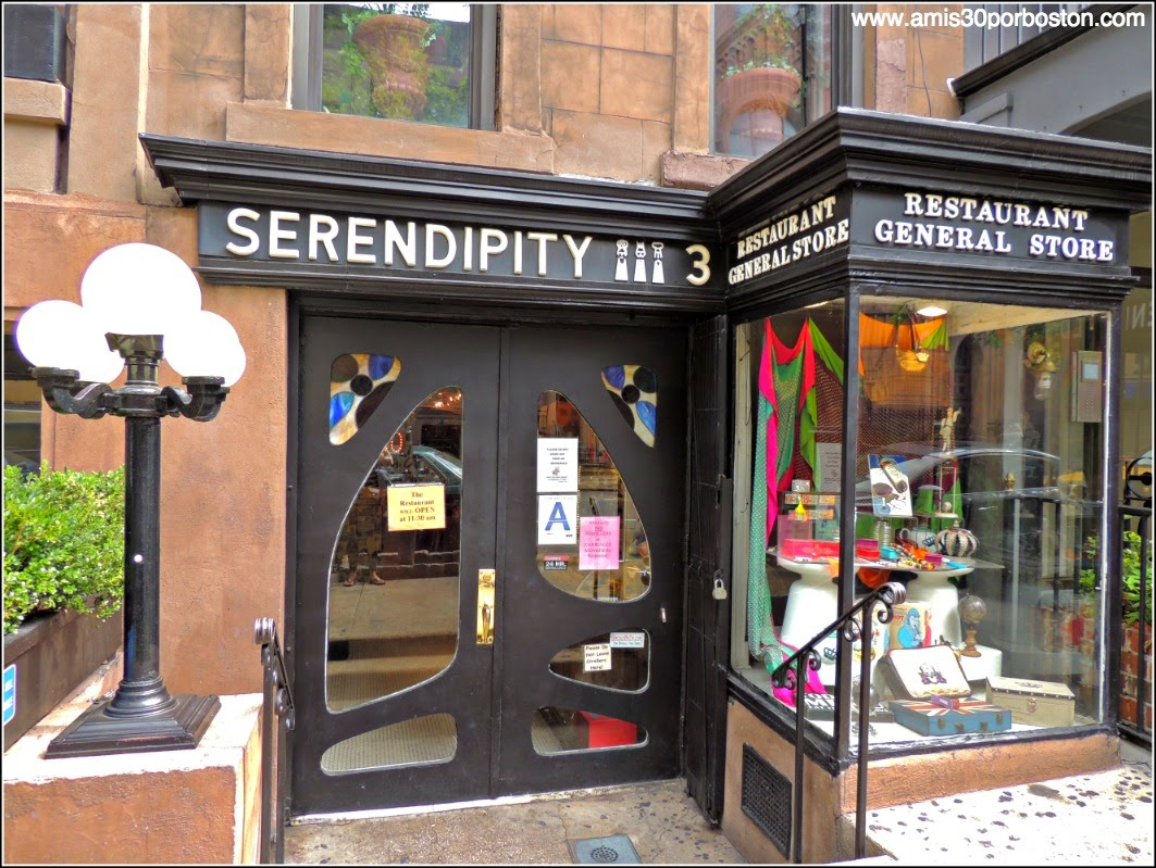 Serendipity3: De Brunch Por Nueva York