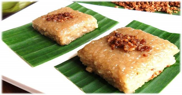 Biko (Sweet Sticky Rice) Recipe