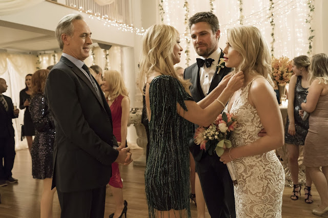 ARROW - Recensione 6x09  Irreconcilable Differences