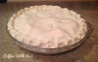 Blueberry Pie by Coffee With Us 3 #recipes #desserts