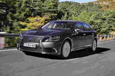Lexus LS 2007-2017 Car Review