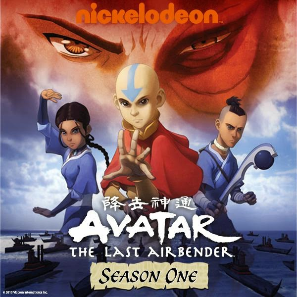 Avatar The Last Air Bender Book 1 Sub Indo
